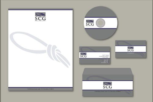 SCG Advisor Business Cards and Stationery  Draft # 291 by jpgart92