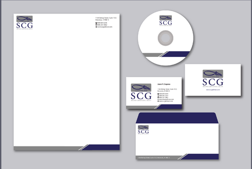 SCG Advisor Business Cards and Stationery  Draft # 293 by jpgart92