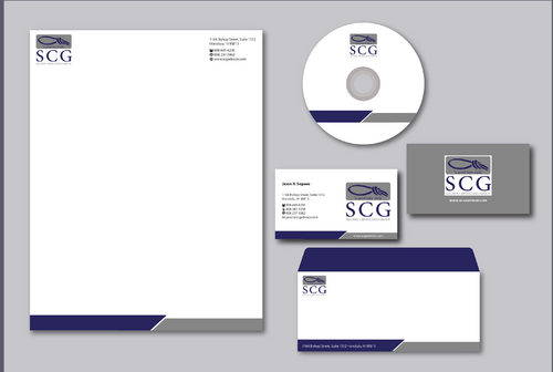 SCG Advisor Business Cards and Stationery  Draft # 292 by jpgart92