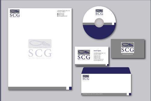 SCG Advisor Business Cards and Stationery  Draft # 294 by jpgart92