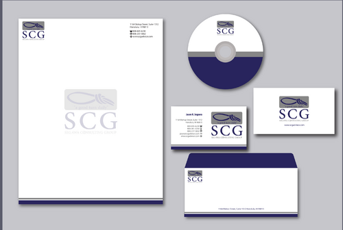 SCG Advisor Business Cards and Stationery  Draft # 295 by jpgart92