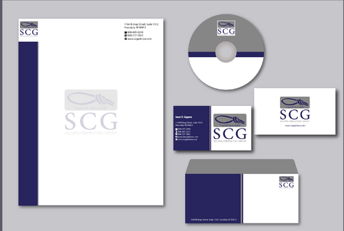 SCG Advisor Business Cards and Stationery  Draft # 297 by jpgart92