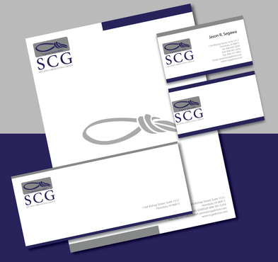 SCG Advisor Business Cards and Stationery  Draft # 298 by jpgart92
