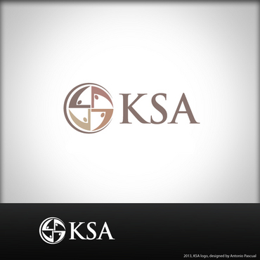 KSA A Logo, Monogram, or Icon  Draft # 163 by AntonioPascual