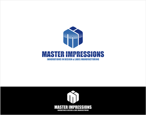 Master Impressions A Logo, Monogram, or Icon  Draft # 110 by Jam355