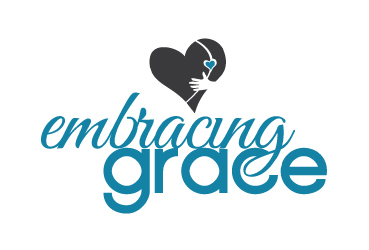 Embracing Grace A Logo, Monogram, or Icon  Draft # 28 by donnajane