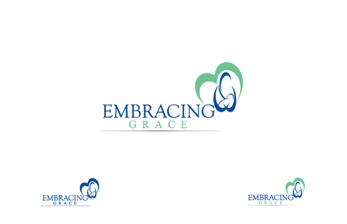 Embracing Grace A Logo, Monogram, or Icon  Draft # 32 by PTGroup