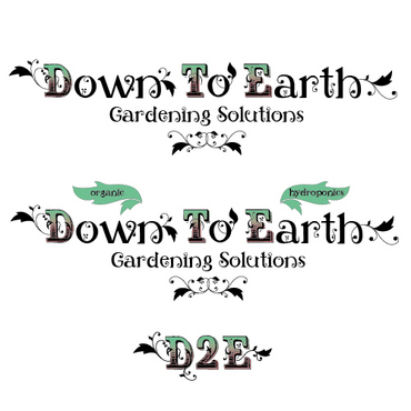 Down To Earth Gardening Solutions A Logo, Monogram, or Icon  Draft # 36 by melody1