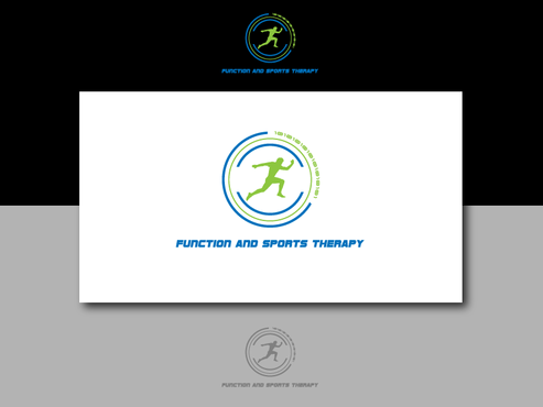 Function and Sports Therapy and utilize the acronym FAST A Logo, Monogram, or Icon  Draft # 56 by kenjitheslasher