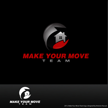 Make Your Move Team A Logo, Monogram, or Icon  Draft # 224 by AntonioPascual
