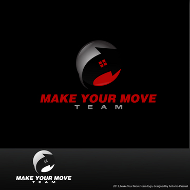 Make Your Move Team A Logo, Monogram, or Icon  Draft # 230 by AntonioPascual