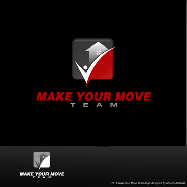 Make Your Move Team A Logo, Monogram, or Icon  Draft # 233 by AntonioPascual