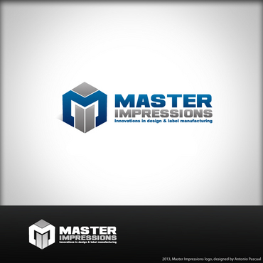 Master Impressions A Logo, Monogram, or Icon  Draft # 118 by AntonioPascual