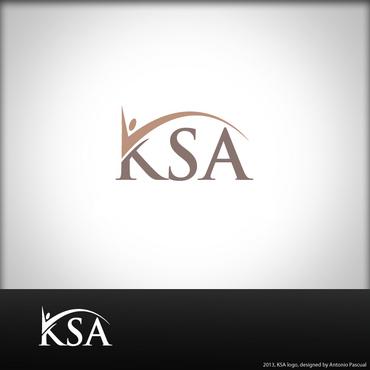 KSA A Logo, Monogram, or Icon  Draft # 173 by AntonioPascual