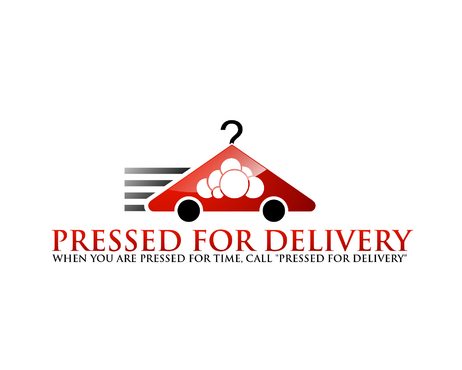 Pressed for Delivery A Logo, Monogram, or Icon  Draft # 146 by balajiimaharaj