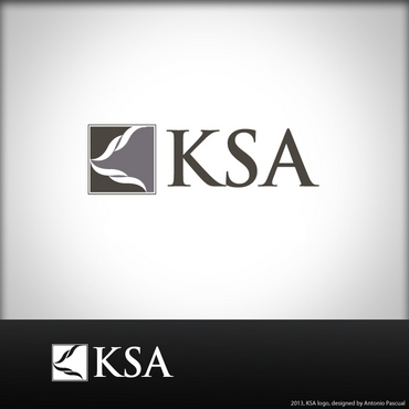 KSA A Logo, Monogram, or Icon  Draft # 180 by AntonioPascual