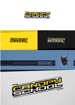 thecanopyschool.com A Logo, Monogram, or Icon  Draft # 63 by Bulldozers
