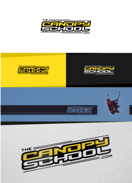 thecanopyschool.com A Logo, Monogram, or Icon  Draft # 64 by Bulldozers