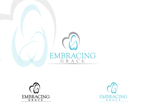 Embracing Grace A Logo, Monogram, or Icon  Draft # 36 by PTGroup