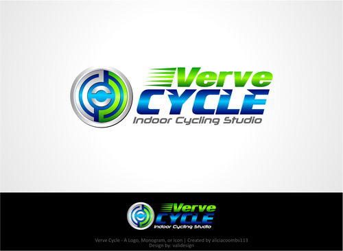 Verve Cycle A Logo, Monogram, or Icon  Draft # 57 by validesign
