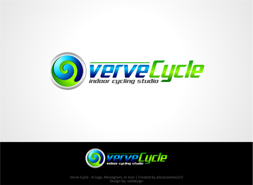 Verve Cycle A Logo, Monogram, or Icon  Draft # 60 by validesign