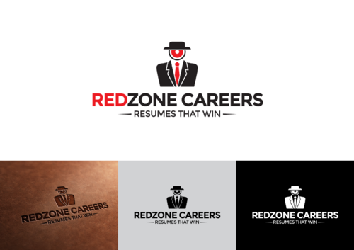 RedZone Careers A Logo, Monogram, or Icon  Draft # 26 by pedroferreira