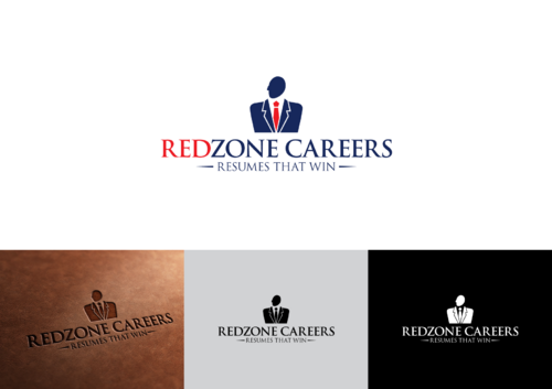 RedZone Careers A Logo, Monogram, or Icon  Draft # 27 by pedroferreira