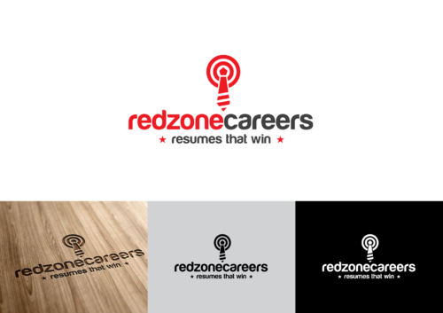 RedZone Careers A Logo, Monogram, or Icon  Draft # 28 by pedroferreira