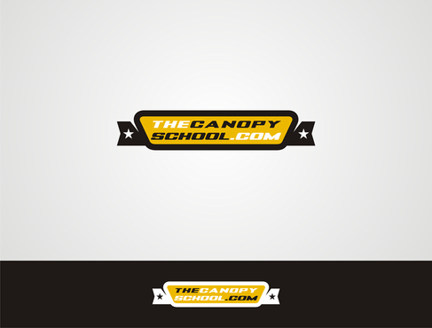 thecanopyschool.com A Logo, Monogram, or Icon  Draft # 77 by badjaklaut