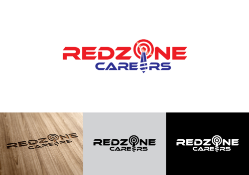 RedZone Careers A Logo, Monogram, or Icon  Draft # 29 by pedroferreira