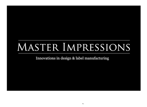 Master Impressions A Logo, Monogram, or Icon  Draft # 125 by umairmessi