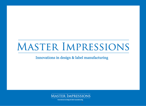 Master Impressions A Logo, Monogram, or Icon  Draft # 126 by umairmessi