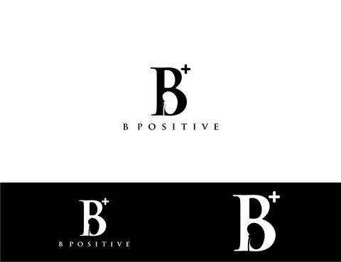 B positive  A Logo, Monogram, or Icon  Draft # 4 by nellie