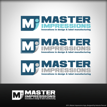 Master Impressions A Logo, Monogram, or Icon  Draft # 132 by AntonioPascual