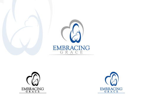 Embracing Grace A Logo, Monogram, or Icon  Draft # 38 by PTGroup