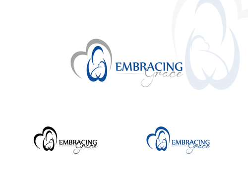 Embracing Grace A Logo, Monogram, or Icon  Draft # 39 by PTGroup