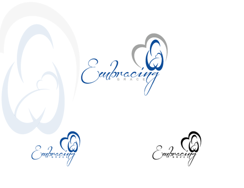 Embracing Grace A Logo, Monogram, or Icon  Draft # 40 by PTGroup