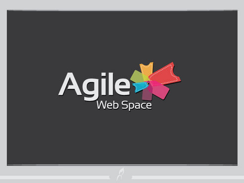 Agile Web Space A Logo, Monogram, or Icon  Draft # 23 by Logoziner