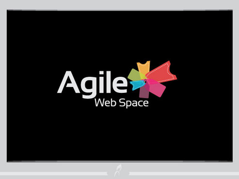 Agile Web Space A Logo, Monogram, or Icon  Draft # 24 by Logoziner