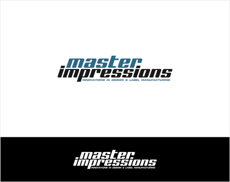 Master Impressions A Logo, Monogram, or Icon  Draft # 152 by Jam355