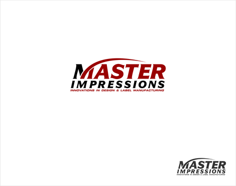 Master Impressions A Logo, Monogram, or Icon  Draft # 158 by Jam355