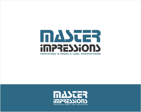 Master Impressions A Logo, Monogram, or Icon  Draft # 160 by Jam355