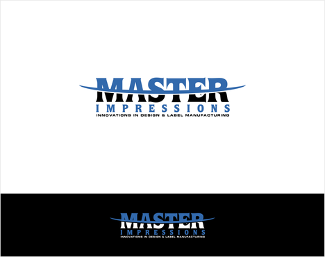 Master Impressions A Logo, Monogram, or Icon  Draft # 162 by Jam355