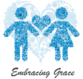 Embracing Grace A Logo, Monogram, or Icon  Draft # 42 by ragav