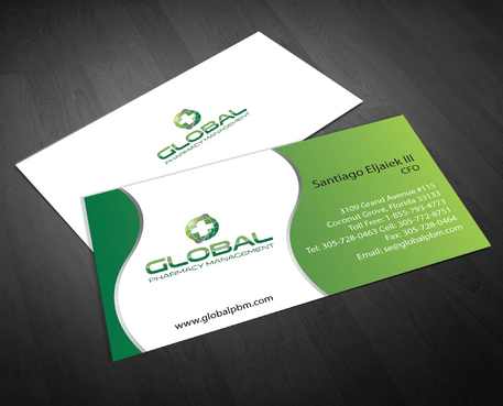 Business Cards and Stationary for Global Business Cards and Stationery  Draft # 274 by jpgart92