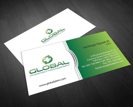 Business Cards and Stationary for Global Business Cards and Stationery  Draft # 276 by jpgart92