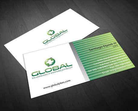 Business Cards and Stationary for Global Business Cards and Stationery  Draft # 277 by jpgart92