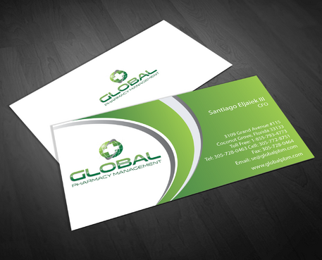 Business Cards and Stationary for Global Business Cards and Stationery  Draft # 280 by jpgart92