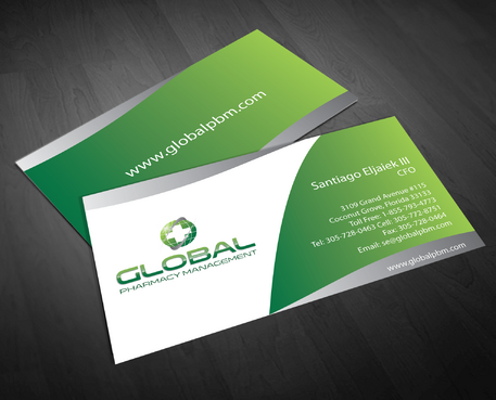 Business Cards and Stationary for Global Business Cards and Stationery  Draft # 282 by jpgart92