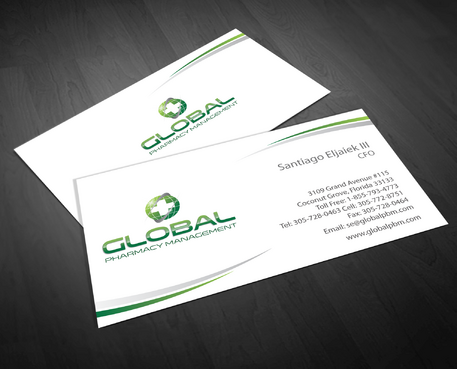 Business Cards and Stationary for Global Business Cards and Stationery  Draft # 283 by jpgart92